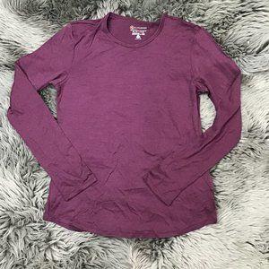 Cloudveil Women's Long Sleeve Shirt   Purple   M
